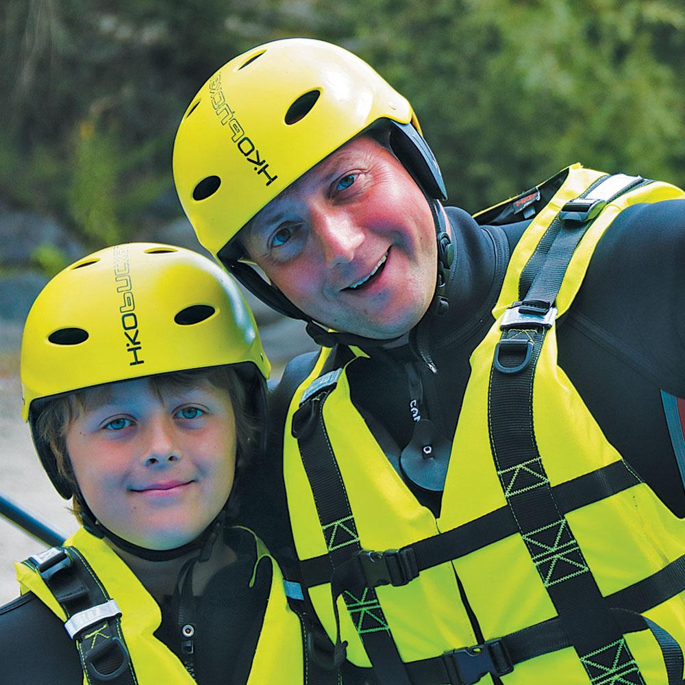 City Rafting Lienz Osttirol