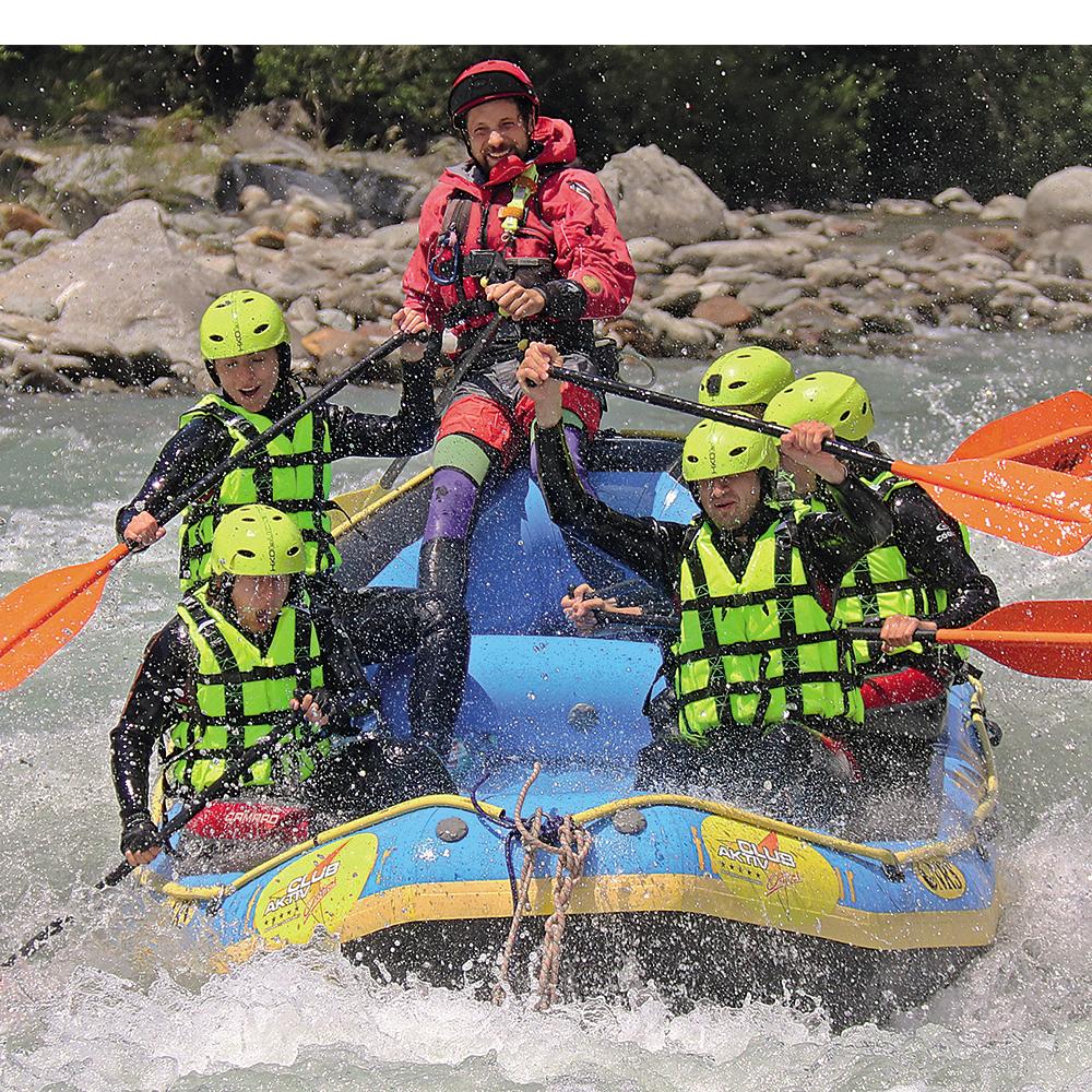 Isel Rafting Lienz Osttirol COOL`S