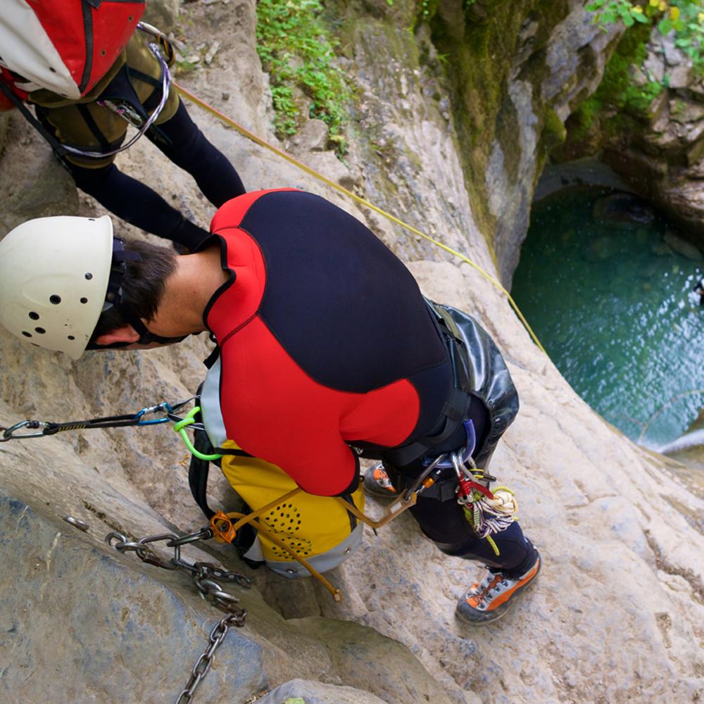 Adrenalin Canyoning Mölltal Kärnten