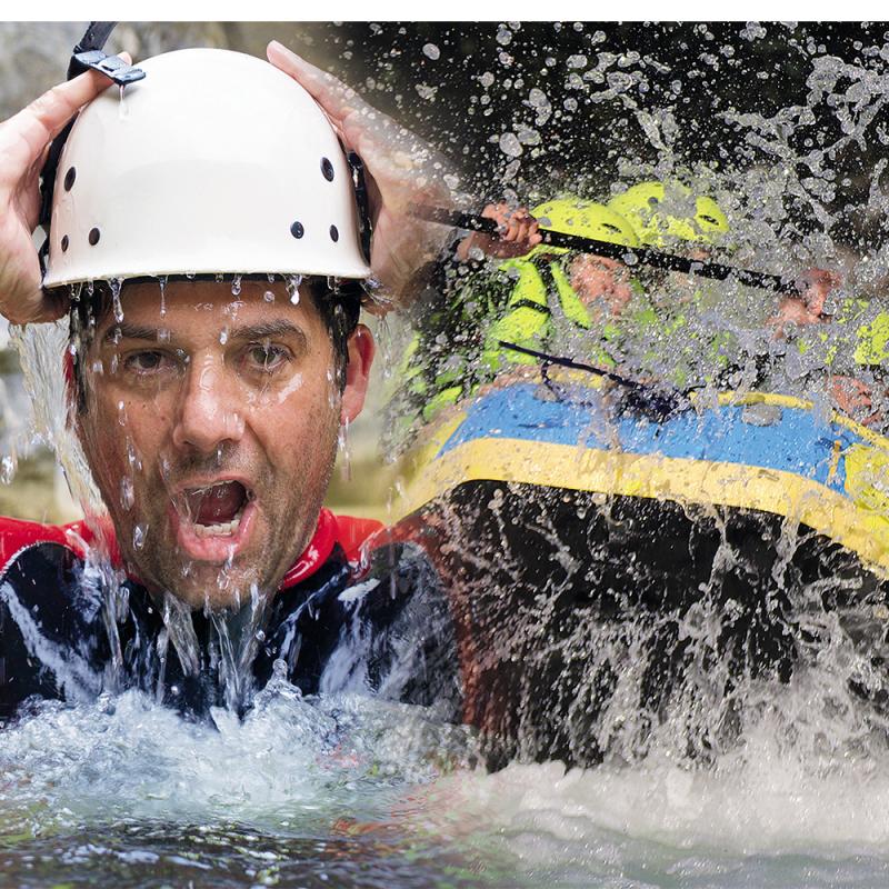 Rafting Canyoning im Mölltal