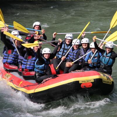 Rafting XL Mölltal Kärnten