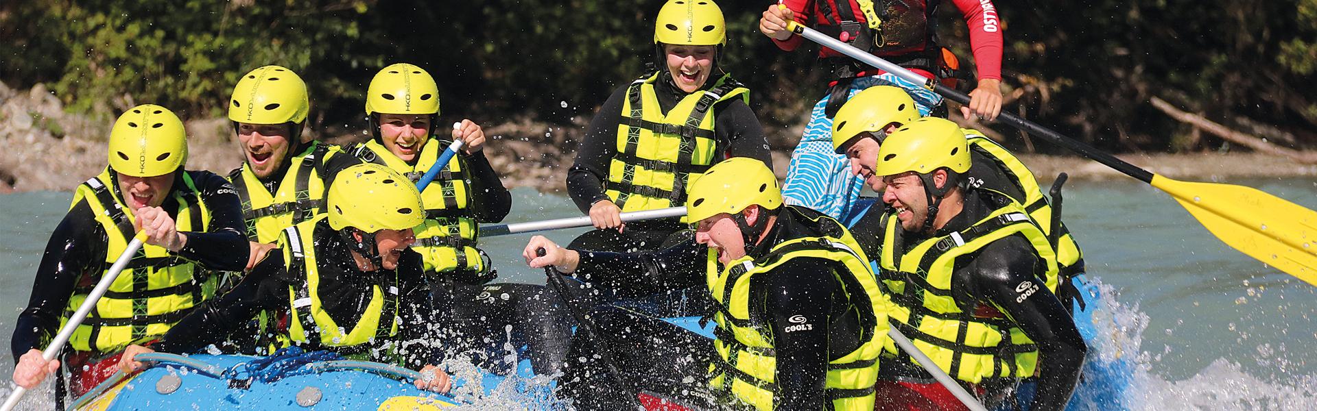 Sport Rafting Isel Osttirol