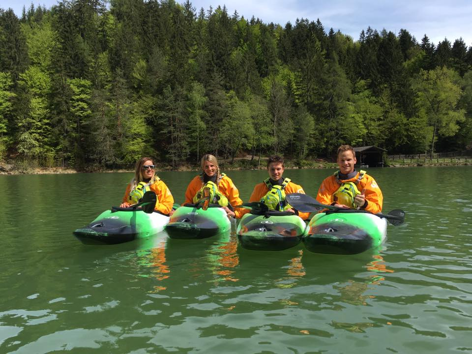Kajak Kurs by CAM & COOL`S - Kärnten Rafting
