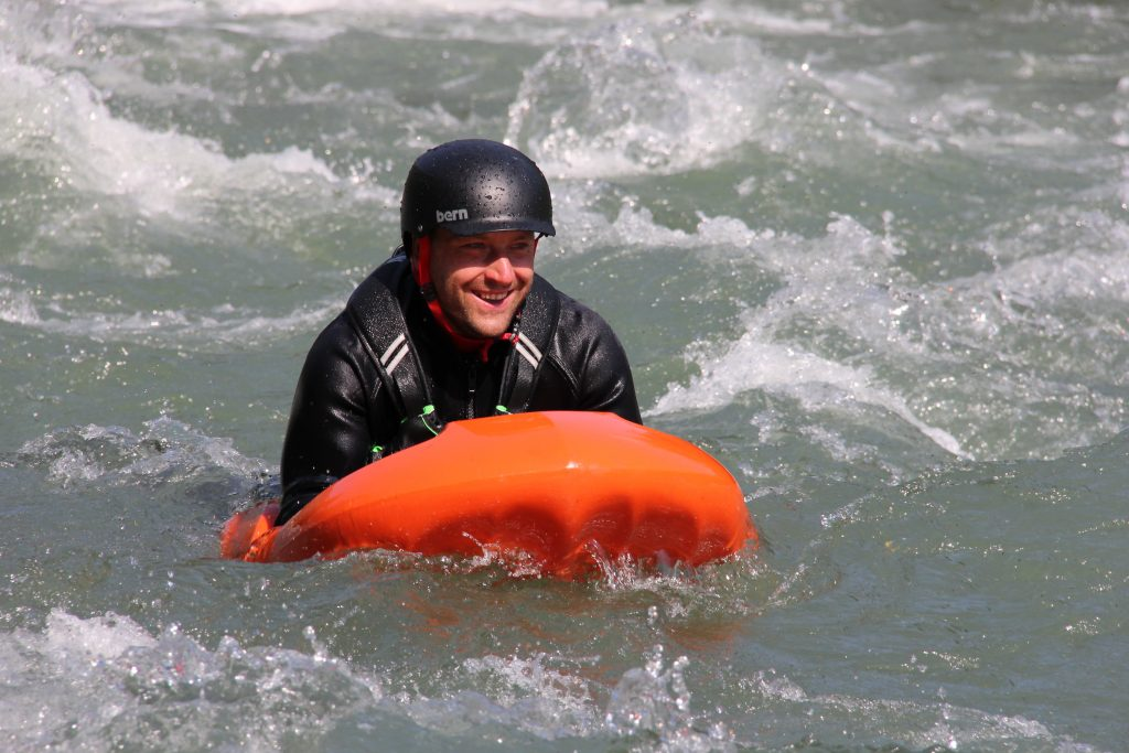 Hydrospeed Möll by CAM & COOL`S - Kärnten Rafting