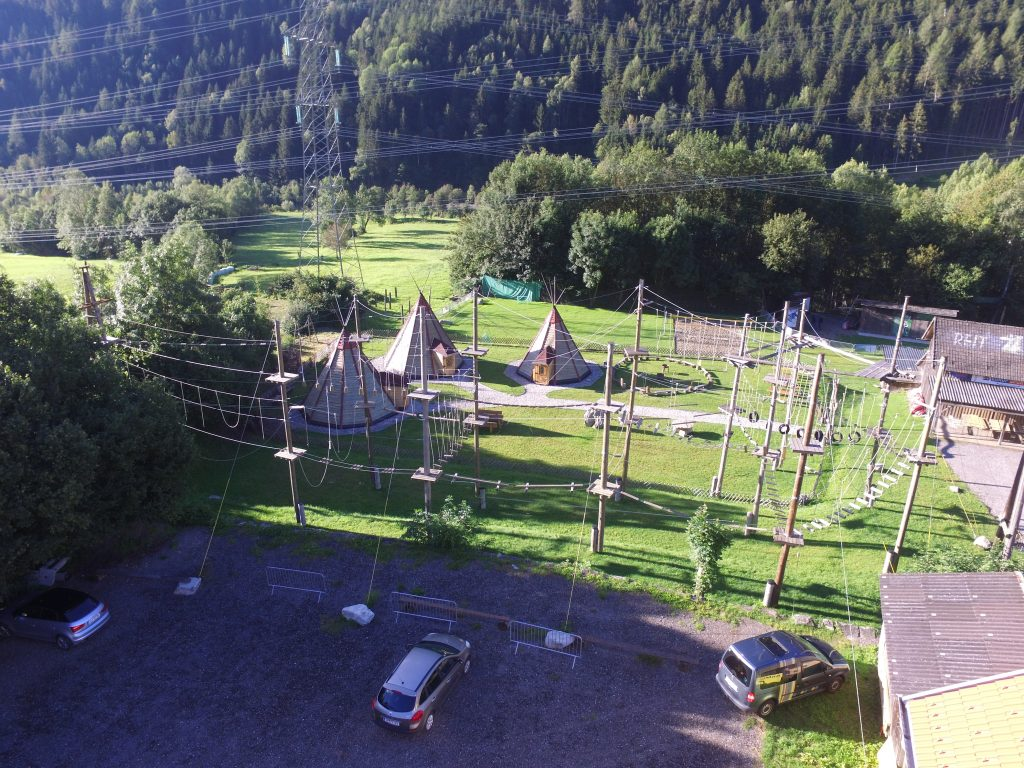 Outdoorzentrum CAM Kärnten Flattach