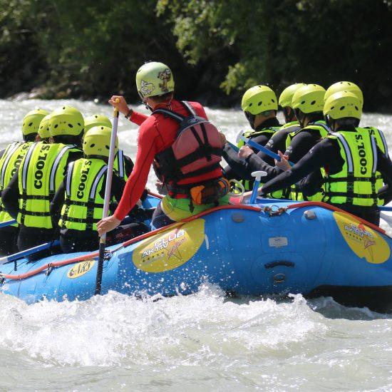 Rafting Isel Lienz Osttirol