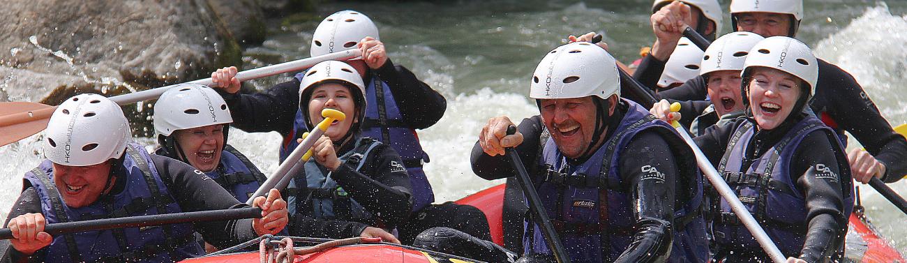 Rafting Kärnten CAM & COOL`S